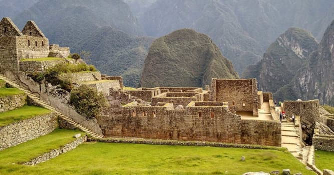 History Trivia Question: Which city was the historic capital of the Inca Empire from the 13th until the 16th-century?
