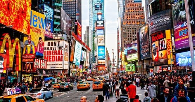 Cultura Pregunta Trivia: ¿Cuál de las siguientes calles es conocida por ser el corazón de la industria teatral de EE. UU.?