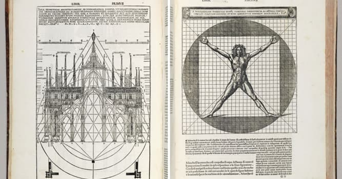 History Trivia Question: Which of these was known for the multi-volume work entitled 'De architectura'?