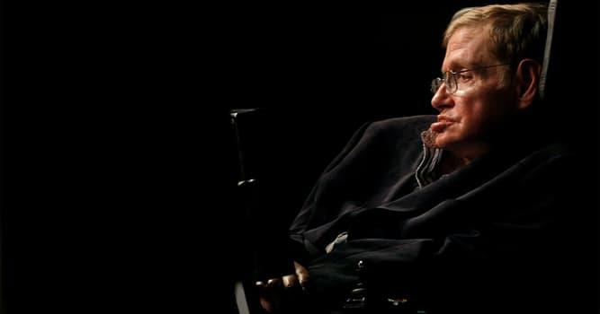 Sociedad Pregunta Trivia: ¿Qué rara enfermedad padecía el famoso físico Stephen Hawking?