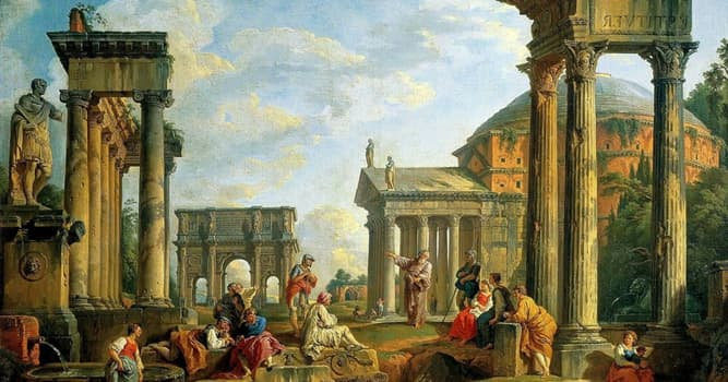 History Trivia Question: Which Roman emperor was best known for his extensive public building program?