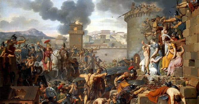 History Trivia Question: Which war was the last in a series of slave rebellions against the Roman Republic?