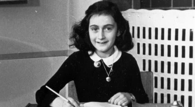 Historia Pregunta Trivia: ¿Quién es la niña de la imagen?