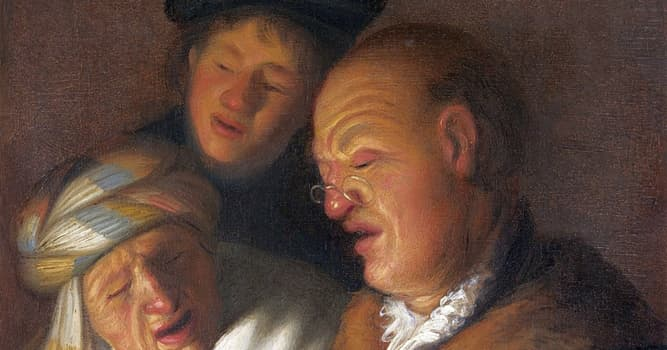 """Culture Trivia Question: Who painted """"Senses"""", a series of five oil paintings?"""