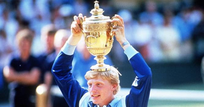 Sport Trivia Question: Who presented the men's singles championship trophy in the 1986 Wimbledon final?