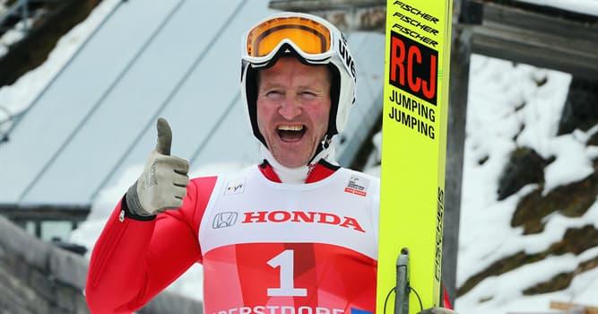Deporte Pregunta Trivia: ¿Qué esquiador británico se convirtió en una sensación durante los Juegos Olímpicos de Invierno en 1988?