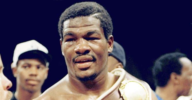 Deporte Pregunta Trivia: ¿Cuál fue el único peso pesado en noquear a Riddick Bowe en una pelea profesional?