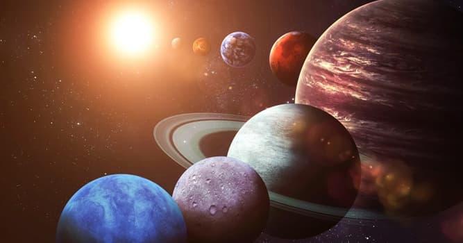 Wissenschaft Wissensfrage: Wie heißt der größte Planet des Sonnensystems?