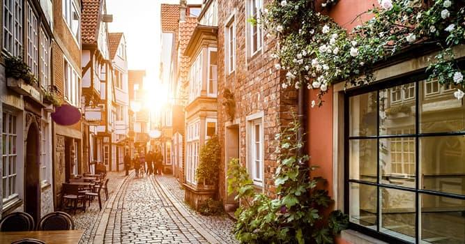 Geographie Wissensfrage: Wie heißt die engste Straße der Welt?