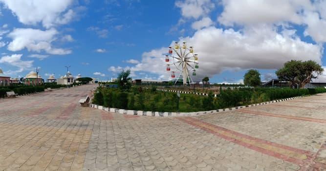 Geographie Wissensfrage: Wie heißt die Hauptstadt von Somalia?