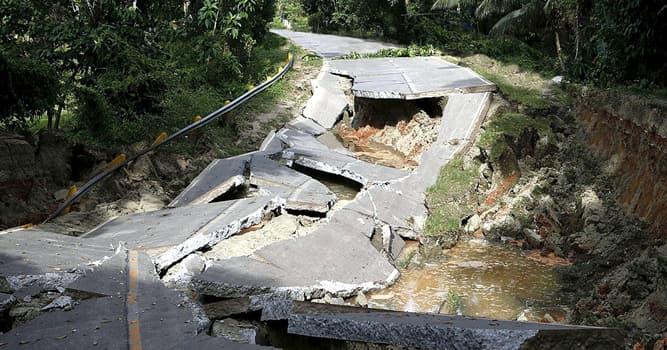 Wissenschaft Wissensfrage: Wie heißt die Wissenschaft, die Erdbeben erforscht?