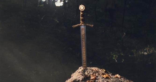 Kultur Wissensfrage: Wie ist der Name des Schwertes des mythischen Königs Artus?