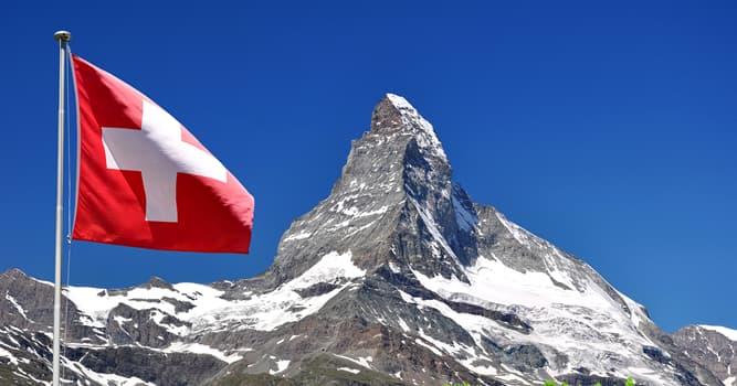 Geographie Wissensfrage: Wie lautet der offizielle Name der Schweiz?
