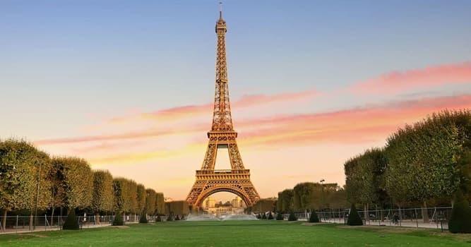 Geographie Wissensfrage: Wo befindet sich genau der Eiffelturm in Paris?