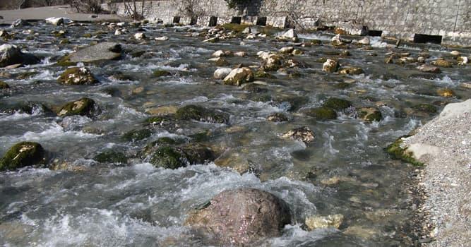 Geographie Wissensfrage: Wo liegt der kürzeste Fluss der Welt namens Reprua?