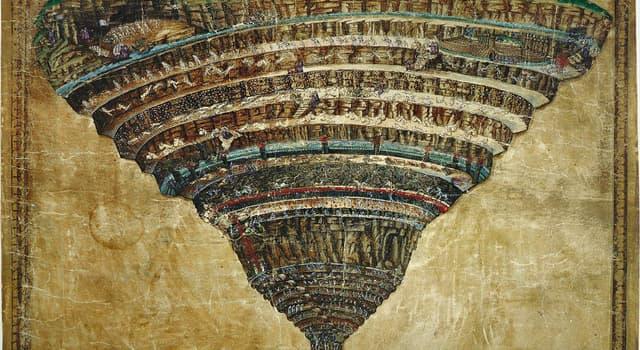 """Cultura Pregunta Trivia: ¿A qué círculo del """"Infierno"""" de Dante Alighieri iban a parar los asesinos?"""