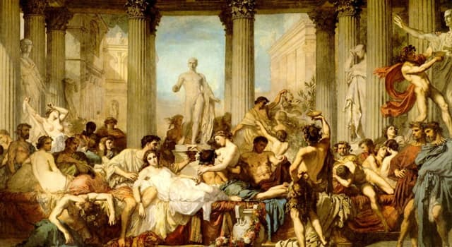 Historia Pregunta Trivia: ¿A qué festividad actual se parecen las Saturnalias de la antigua Roma?