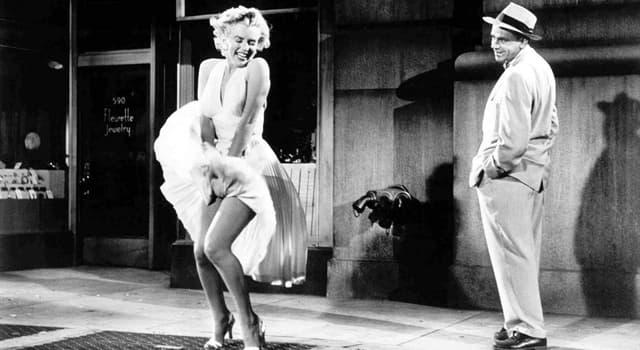 Películas Pregunta Trivia: ¿A qué película de Marilyn Monroe pertenece la imagen?