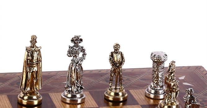 Deporte Pregunta Trivia: ¿A qué se le denomina tablas, en ajedrez?