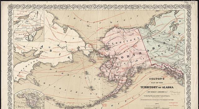 Cultura Pregunta Trivia: Antes que a Estados Unidos, ¿a que país pertenecía Alaska?