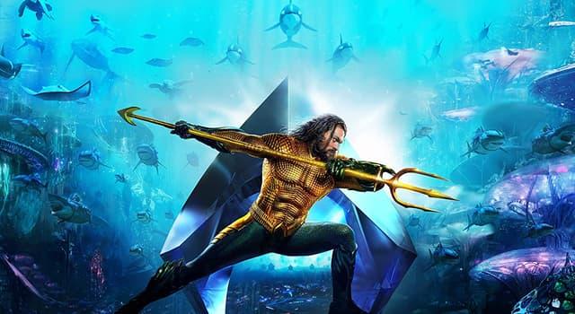 Películas Pregunta Trivia: ¿Cómo se llama la ciudad submarina de la que proviene Aquaman?