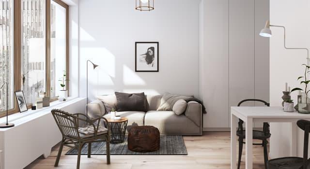Cultura Pregunta Trivia: ¿Qué caracteriza el diseño interior escandinavo?