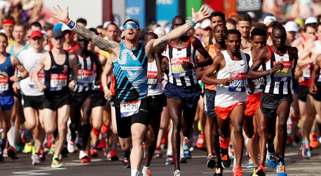 Deporte Pregunta Trivia: ¿Qué es un ultramaratón?