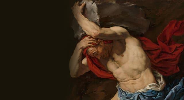 Cultura Pregunta Trivia: ¿Qué es lo que fue obligado Sísifo a empujar perpetuamente hacia la cima de una montaña?