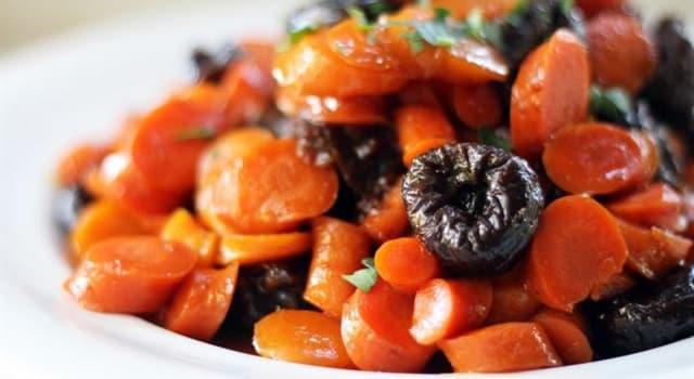 Cultura Pregunta Trivia: ¿A qué gastronomía pertenece el tzimmes, un tradicional guiso dulce?