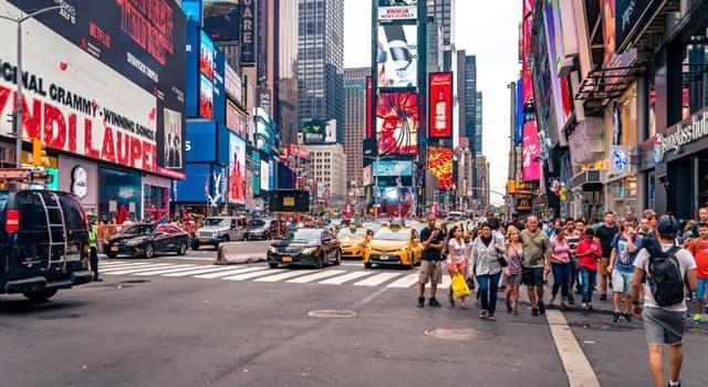 """Historia Pregunta Trivia: ¿Cómo se denominaba anteriormente al """"Time Square"""" en Nueva York, Estados Unidos?"""
