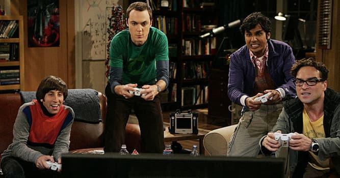 Películas Pregunta Trivia: ¿Cómo se llama la banda que compuso la canción de The Big Bang Theory?
