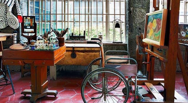 Cultura Pregunta Trivia: ¿Cómo se llama la casa en la que vivió Frida Kahlo, convertida más tarde en museo?