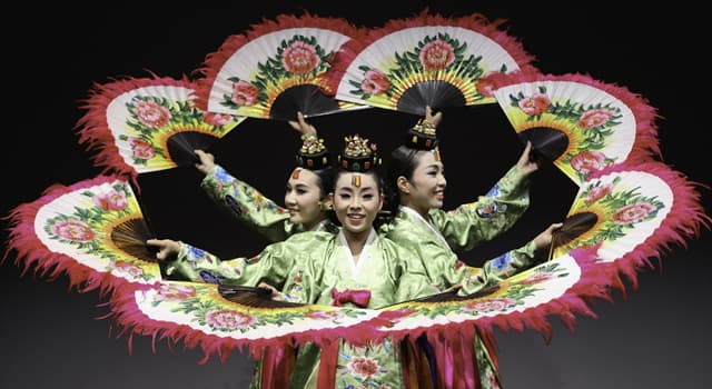 Cultura Pregunta Trivia: ¿Cómo se llama la danza tradicional coreana?