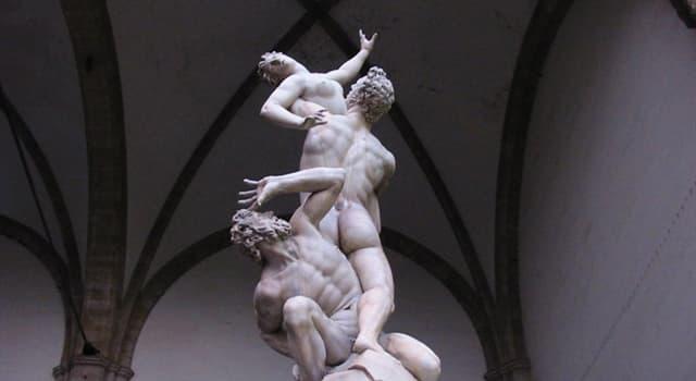 Cultura Pregunta Trivia: ¿Cómo se llama la escultura mostrada en la imagen?
