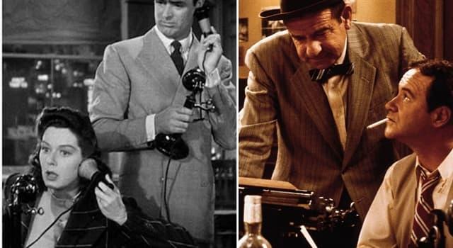 Películas Pregunta Trivia: ¿Cómo se llama la película en que Jack Lemmon y Walter Matthau hacen de periodistas?