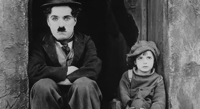 """Películas Pregunta Trivia: ¿Cómo se llamó el niño que actuó en """"El pibe"""" junto a Charles Chaplin?"""