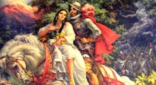 """Historia Pregunta Trivia: ¿Con qué otro nombre era conocida Doña Marina """"La Malinche""""?"""