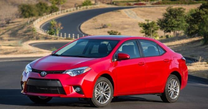 Sociedad Pregunta Trivia: ¿Cuál de estas líneas de automóviles es fabricada por Toyota?