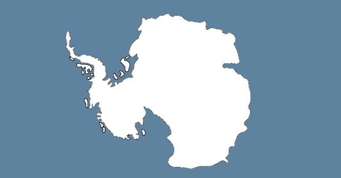 Geografía Pregunta Trivia: ¿Cuál de estos mares NO se encuentra sobre las costas de la Antártida?