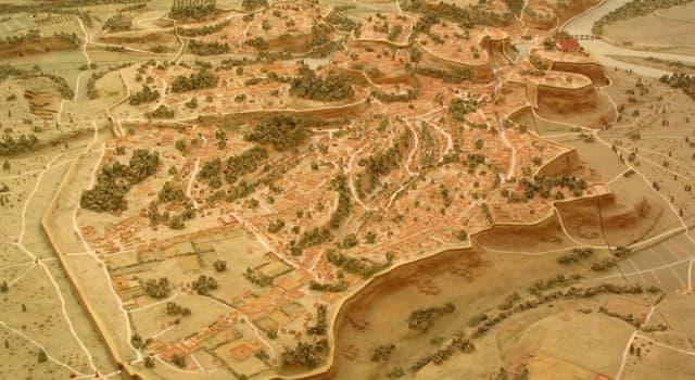 Geografía Pregunta Trivia: ¿Cuál de las siete colinas de Roma es la más baja?