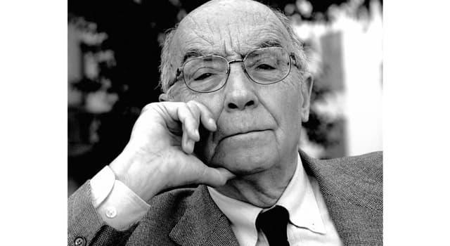 Cultura Pregunta Trivia: ¿Cuál de las siguientes novelas fue escrita por José Saramago?