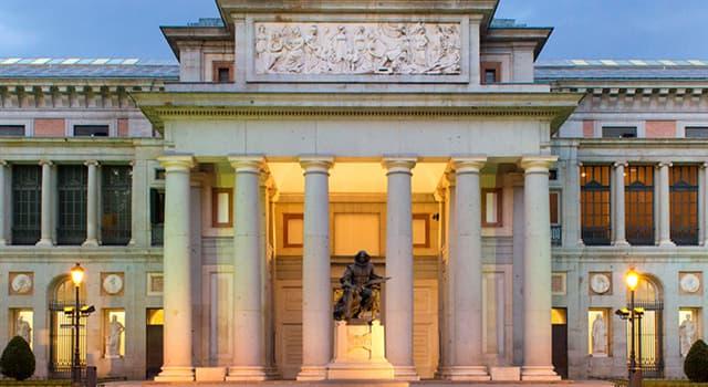 Cultura Pregunta Trivia: ¿Cuál de las siguientes obras no está expuesta en el Museo del Prado de Madrid?