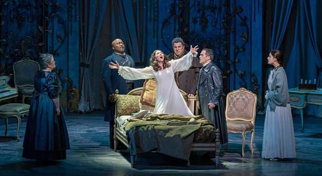 Cultura Pregunta Trivia: ¿Cuál de las siguientes óperas está basada en una obra de teatro española?