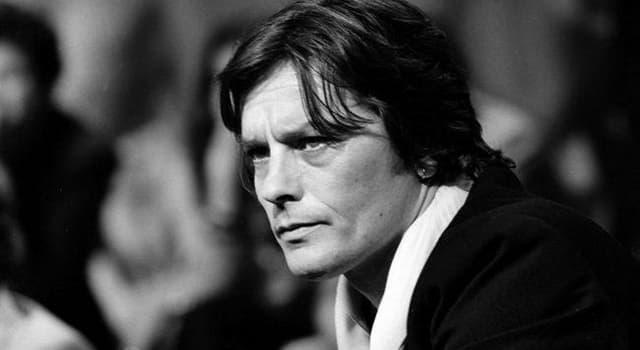 Películas Pregunta Trivia: ¿Cuál de las siguientes películas fue protagonizada por Alain Delon?
