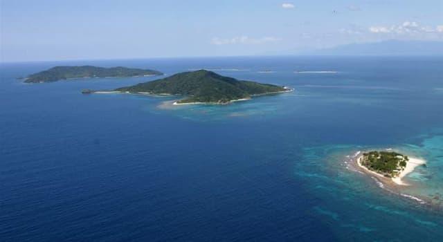 Geografía Pregunta Trivia: ¿Cuál de las siguientes penínsulas tiene más cayos?
