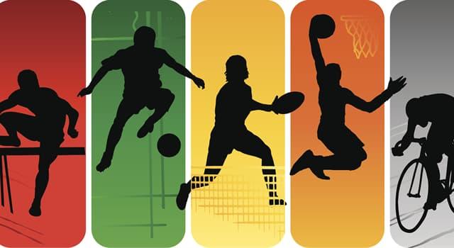 Deporte Pregunta Trivia: ¿Cuál de las siguientes selecciones ha ganado el Mundial de Fútbol y el Mundial de Baloncesto?