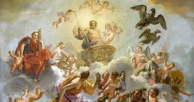 Cultura Pregunta Trivia: ¿Cuál de los siguientes NO es un dios griego?