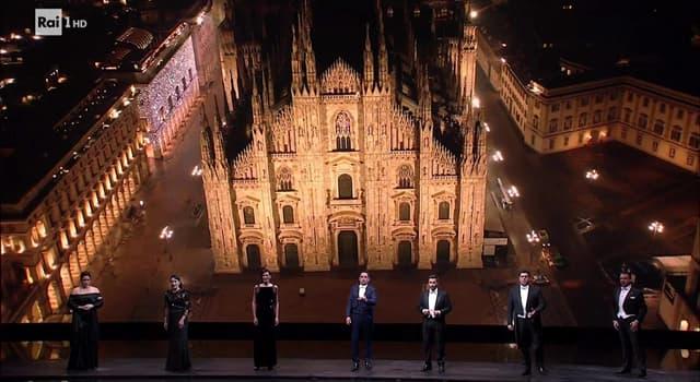 Cultura Pregunta Trivia: ¿Cuál era el nombre anterior de la Scala de Milán?
