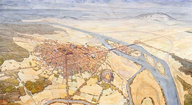 Historia Pregunta Trivia: ¿Cuál es actualmente la ciudad que los romanos llamaban Lutecia?