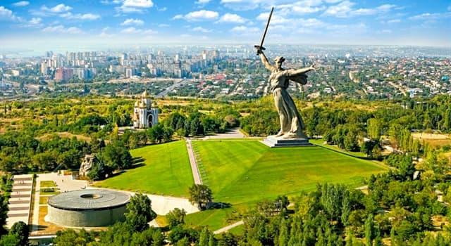 Geografía Pregunta Trivia: ¿Cuál es el actual nombre de la ciudad de Stalingrado?